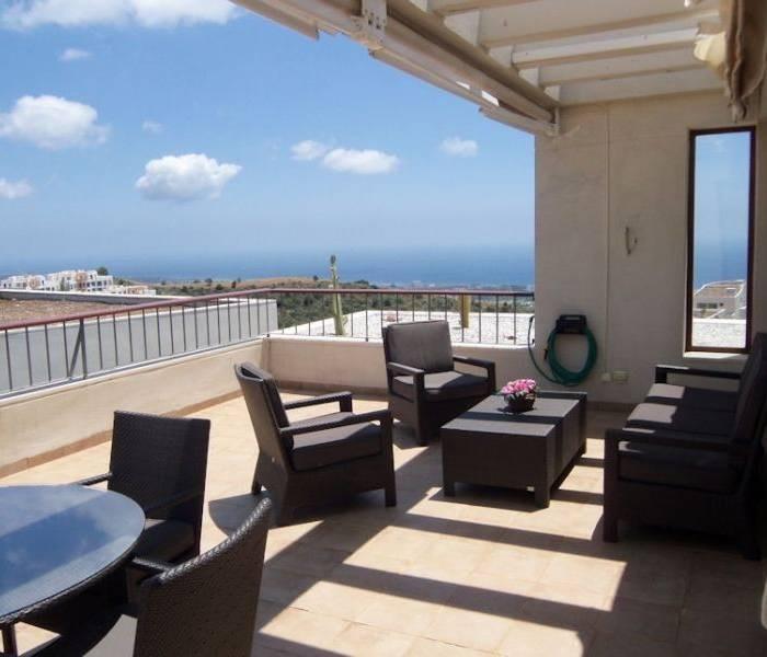 penthouse Marbella udsigt